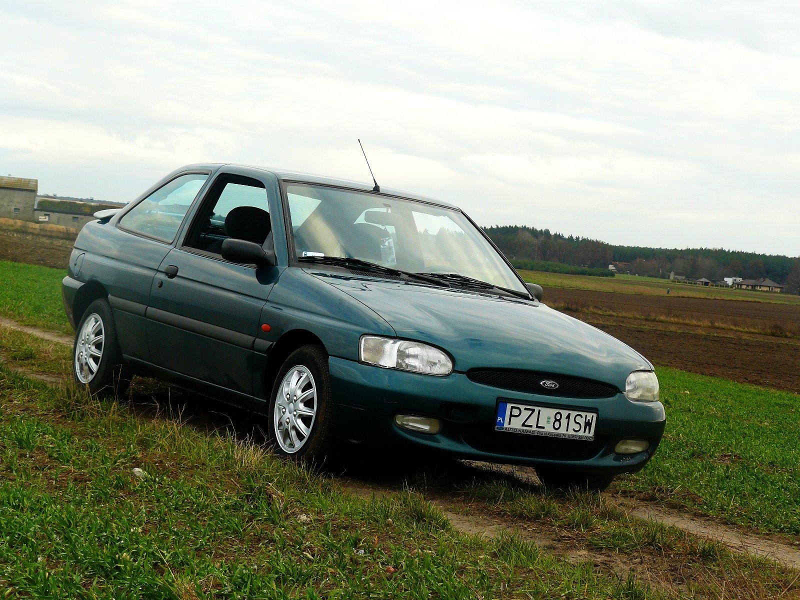 ford escort mk7 #11